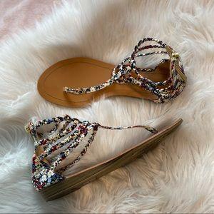 sandals | 385 fifth
